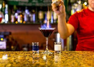 Bar à cocktails - Brasserie Le Rétro
