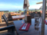 Terrasse vue mer - Brasserie Le Rétro