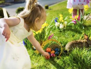 Coelho, ovos e o verdadeiro sentido da Páscoa.