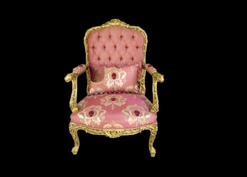 french wayfair toscano xv design louis pdx reviews chair furniture armchair