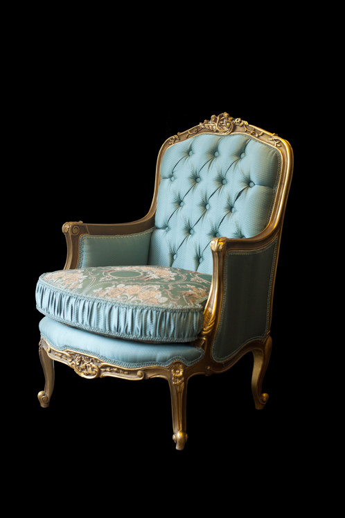 vintage a french transforming chair
