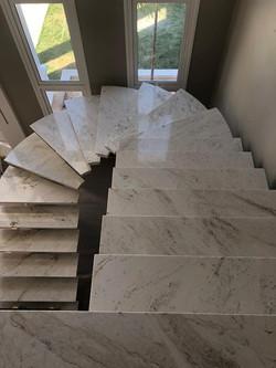escada contra capa
