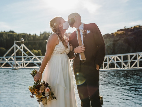 Embracing the COVID-19 Pandemic: The Beauty of Intimate Elopements on the Sunshine Coast
