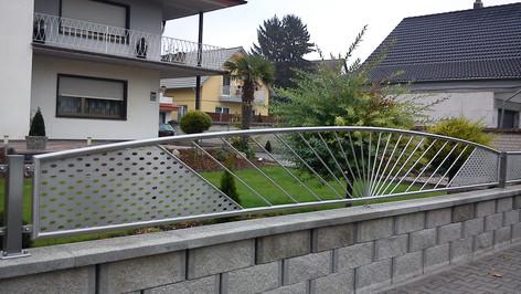 Zäune + Sichtschutz