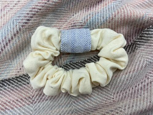 Pale Purple Band Scrunchie