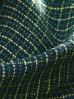 Green & Yellow Check