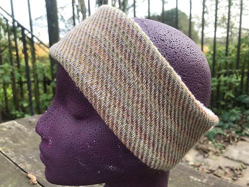 Multicolour Painty Winter Headband