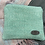 Thumbnail: Pastel Green Zig Zag Zip Pouch