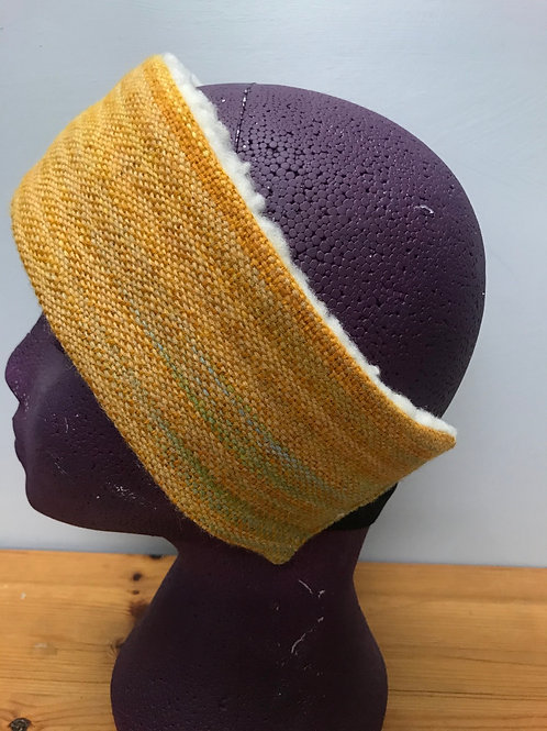 'Ham stone' Painty Winter Headband