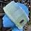 Thumbnail: Green & Blue Painty Winter Headband