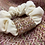 Thumbnail: Autumnal Painty Band Scrunchie