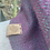 Thumbnail: Purple & Green Herringbone Small Snood