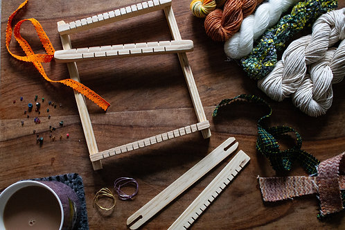 'Intro To Weaving' Complete Package
