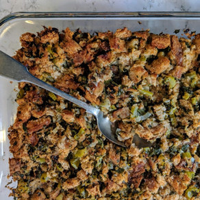 Classic Bread Stuffing for Turkey