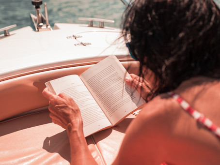 Pageturners:  Eight Books to Read in August