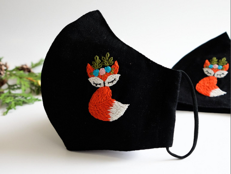 Throw It In Your Bag: Grace's Craft Masks
