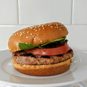 The Most Delicious Turkey Burgers Ever