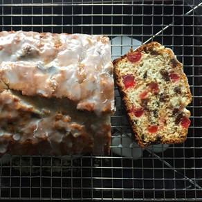 Mincemeat & Cherry Tea Cake