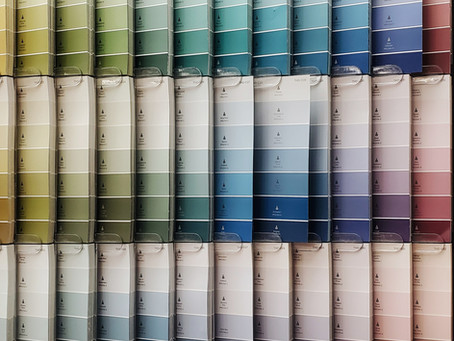 Decor: Subtle Pops of Colour for Spring