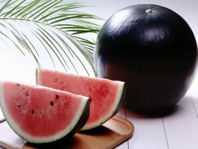 The Rarest Watermelon On The Planet