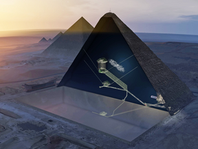Find Out The Unknown Secrets Of The Egyptian Pyramids