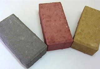 Cores do pavimento Prontomix