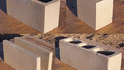 Qual a diferença entre o bloco e o tijolo?