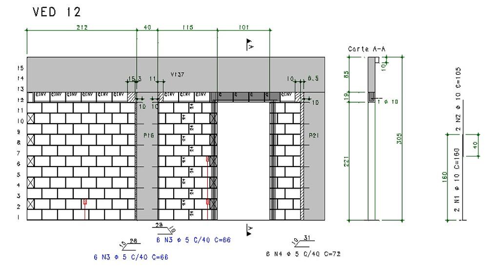 Fonte: Stein Projetos de Estruturas