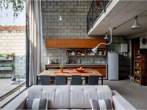 O Bloco de concreto na arquitetura - Parte 2
