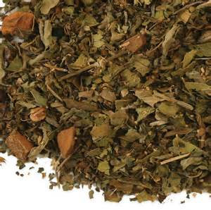 Tulsi Ginger Herbal Tea