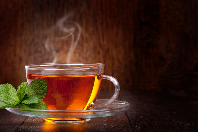 Drink Tea, It's Good for Your Health