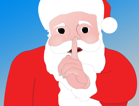 Santa Whispers