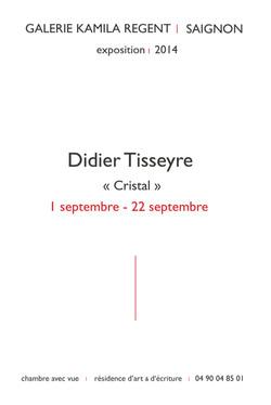 Didier Tisseyre | Galerie Regent