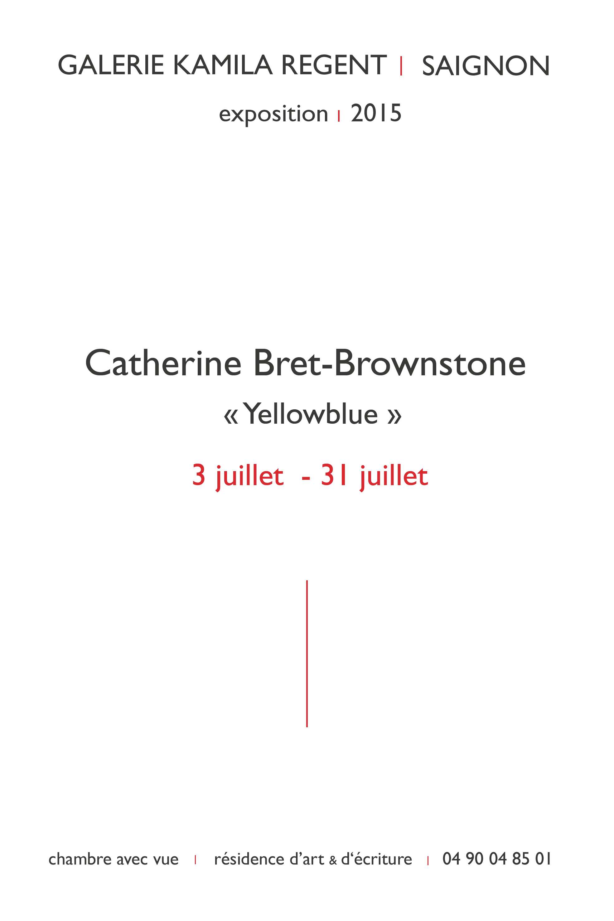 Catherine Bret Brownstone
