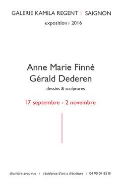Anne Marie Finné Gérald Dederen