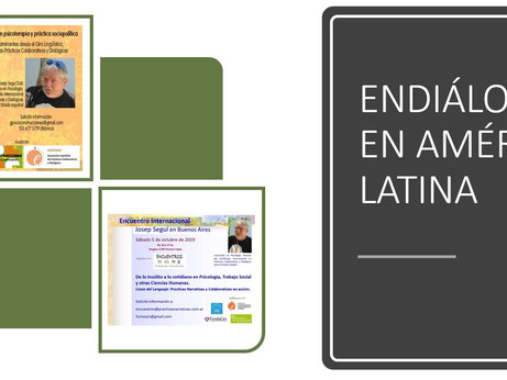 ENDIÁLOGO en América Latina (Argentina)