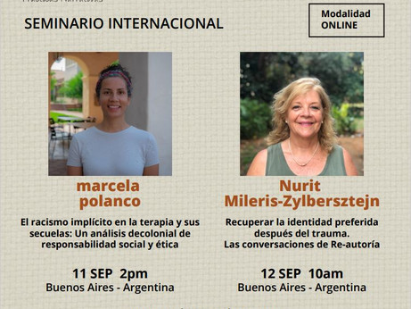 Seminario Internacional Encuentros Prácticas Narrativas