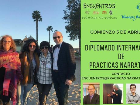 ENDIÁLOGO en el profesorado del IV Diplomado Internacional de Prácticas Narrativas