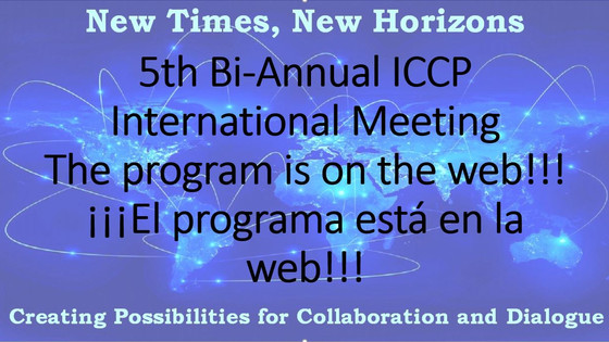 The program is on the web!!!