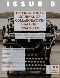 Nuevo número de la Revista Internacional de Prácticas Colaborativas-Dialógicas (bilingüe)