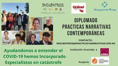 El próximo día 30 se inicia el Diplomado online en Prácticas Narrativas Contemporáneas