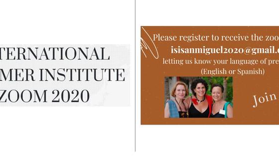 ZOOM ISI 2020 June 21