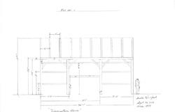 Hampton Barn - Drawings