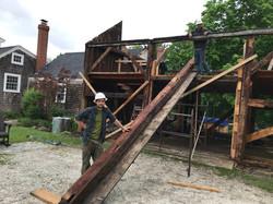 Parsonage Gunstock Barn