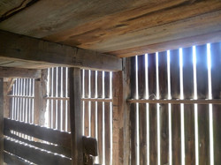 Tapered Wall Corn Crib
