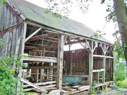 18 Century Gunstock Frame