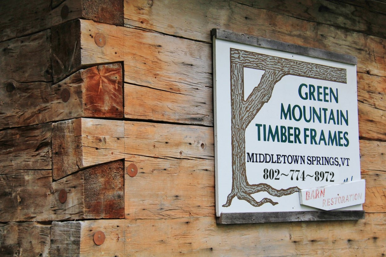 Old Barns For Sale | Vermont | Green Mountain Timber Frames