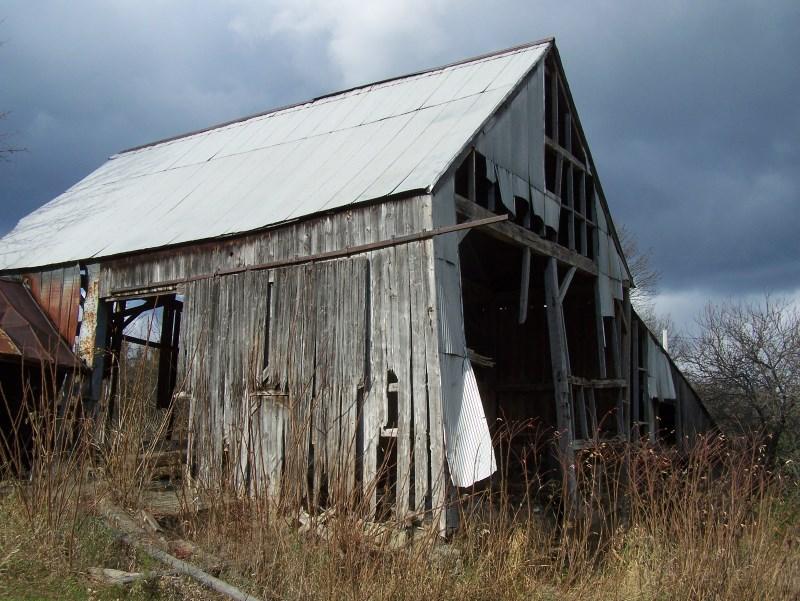 The Hero Barn-Gunstock Timber Frame