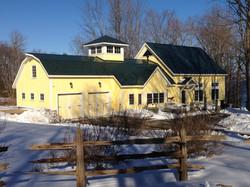 Barn style home - Steven Kellogg