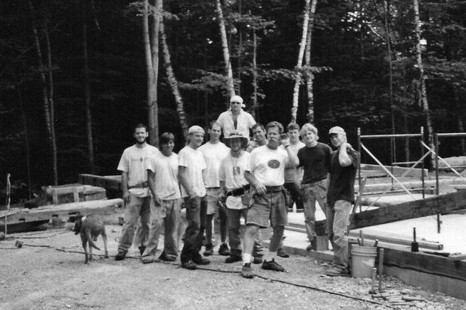 Green Mountain Timber Frames - Services